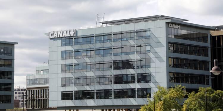 Canal+ annonce la création d'une société commune avec Telecom Italia