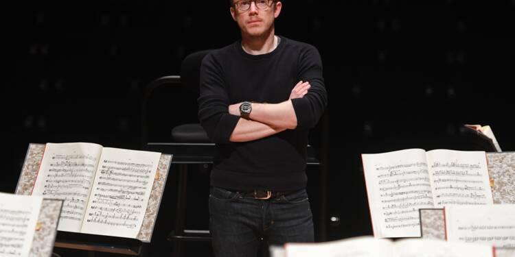 Ca plane pour Daniel Harding, chef de l'Orchestre de Paris et pilote d'avion