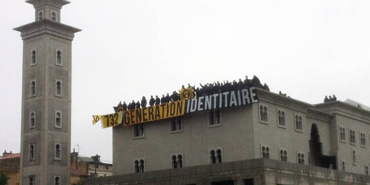 Poitiers: 5 prévenus et Génération identitaire jugés pour l'occupation de la mosquée