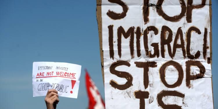 Législatives tchèques: la peur des migrants dans un pays sans migrants