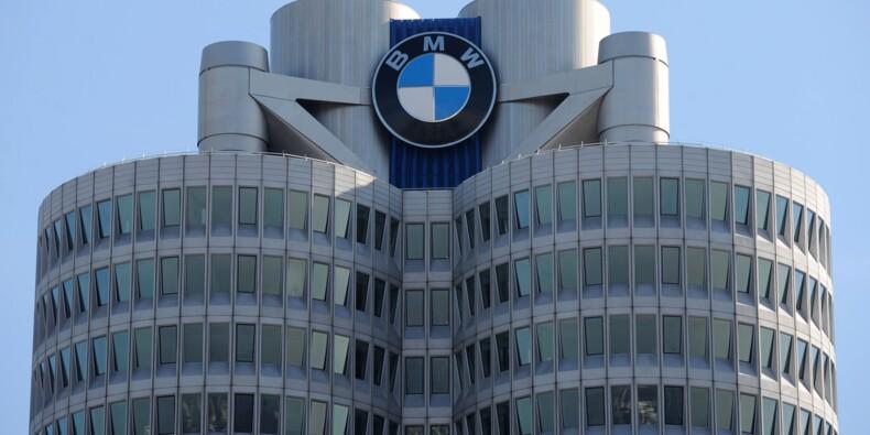 Cartel de l'automobile en Allemagne: inspections de l'UE chez BMW