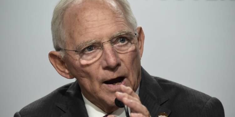 L'après-Schäuble, enjeu clé des négociations en Allemagne