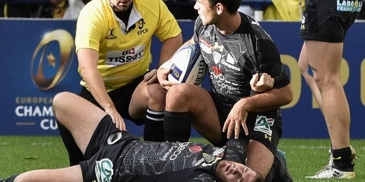 Rugby: fracture de la cheville pour Lopez, absent environ cinq mois