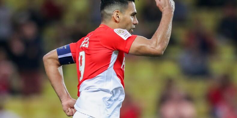 Ligue 1: Monaco renoue avec la victoire contre Caen et se rassure
