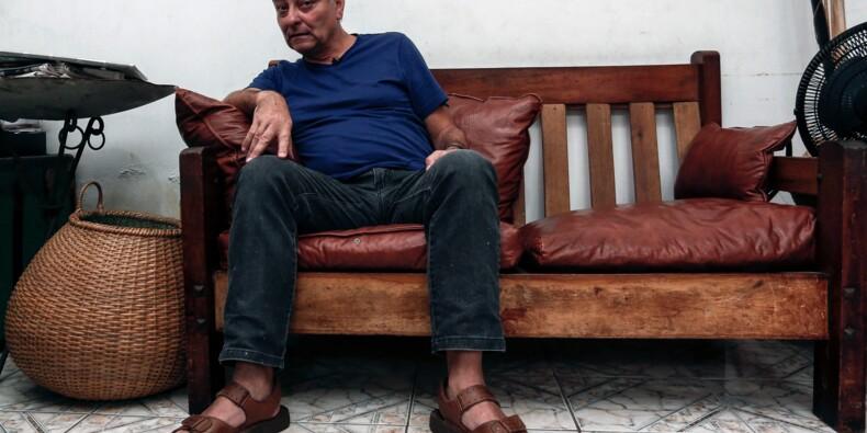 """Battisti à l'AFP: """"la tension est forte"""", avant l'annonce sur son éventuelle  extradition"""