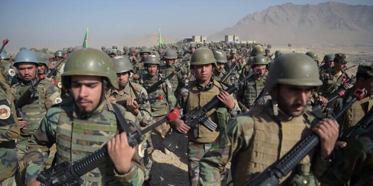 Kaboul: 15 jeunes soldats tués dans un attentat suicide