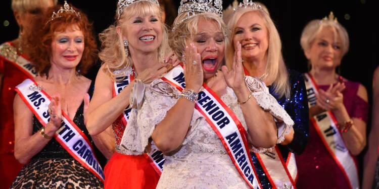 "Miss Senior America, une vitrine de la vieillesse ""positive"""