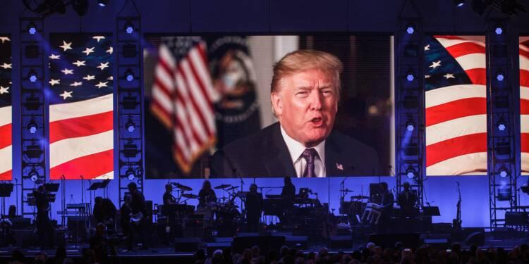 Trump ne s'oppose pas au commerce entre Paris, Berlin et Téhéran