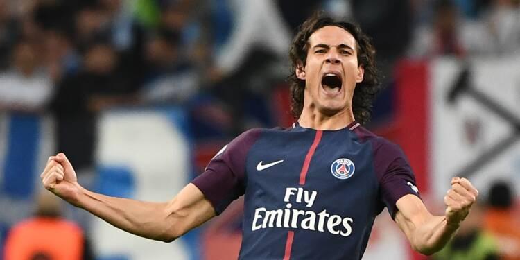 Ligue 1: le PSG arrache le nul in extremis à Marseille, malgré l'exclusion de Neymar