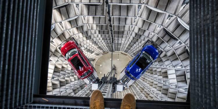 Concurrence: nouvelles inspections de l'UE dans l'industrie automobile allemande