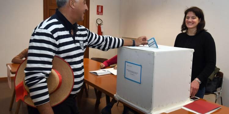 """Après le """"oui"""" au référendum, Lombardie et Vénétie se tournent vers Rome"""