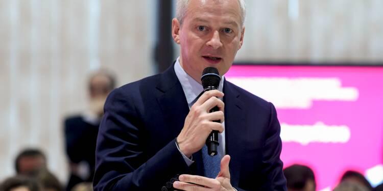 """""""Plan entreprises"""": le gouvernement promet d'""""ouvrir les portes"""" de Bercy"""