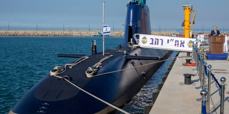 Signature de la vente de sous-marins allemands à Israël, annonce Netanyahu