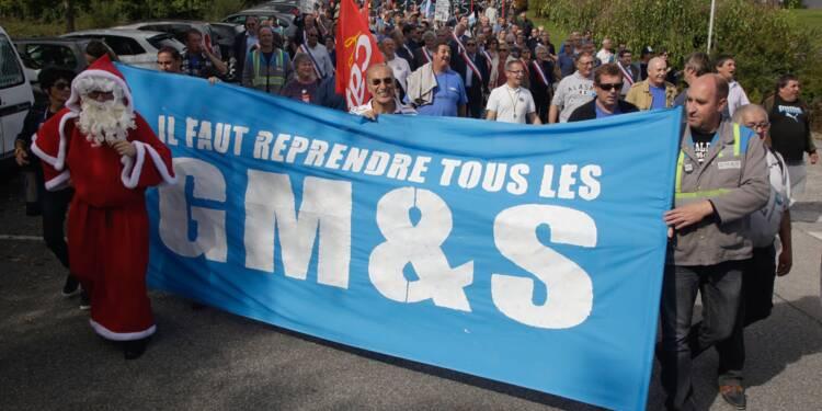 """Les représentants de GM&S """"déçus"""" après une réunion à l'Elysée"""