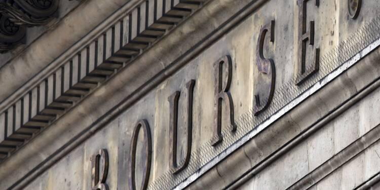La Bourse de Paris s'affiche en léger recul