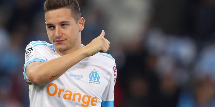 Ligue 1: à Bordeaux, Marseille compte sur Thauvin pour changer l'histoire