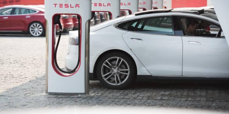 Tesla a conclu un accord en Chine pour construire une usine