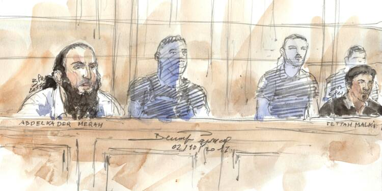 Procès Merah: les cours de préparation au jihad d'Abdelkader Merah