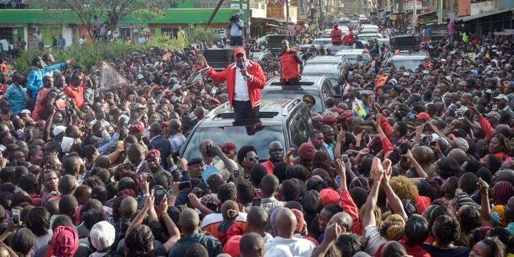 Kenya: incertitude à deux jours d'une élection boycottée par l'opposition