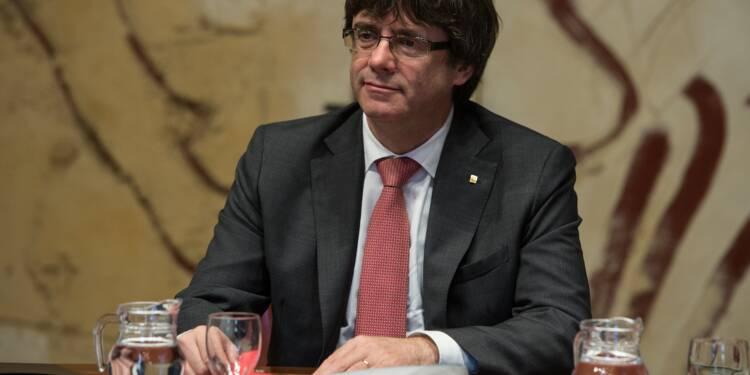Catalogne: Puigdemont disposé à s'exprimer devant le Sénat