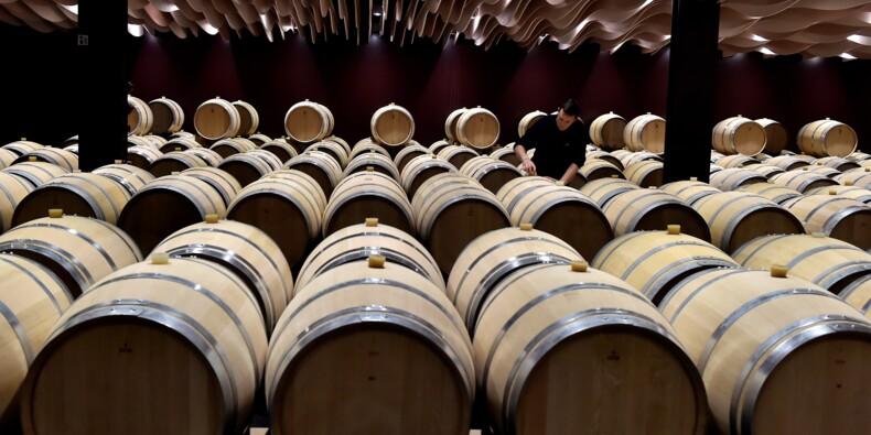 La production mondiale de vin au plus bas depuis plus de 50 ans (OIV)