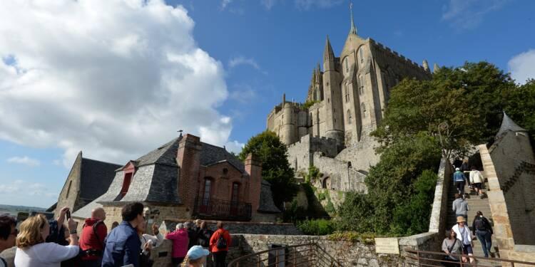 Brexit: Bretagne et Normandie inquiètes d'une baisse des touristes britanniques