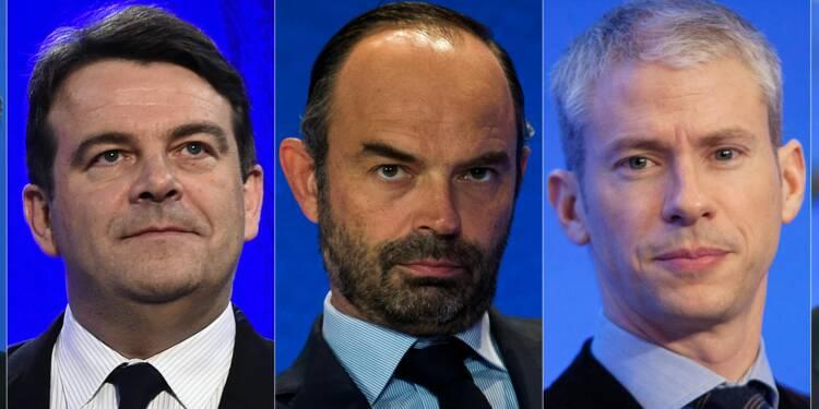 """LR excluent quatre pro-Macron, """"prennent acte"""" du départ d'Edouard Philippe"""