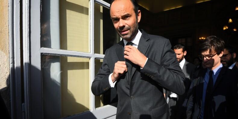 LR va exclure cinq responsables pro-Macron, dont le Premier ministre Philippe