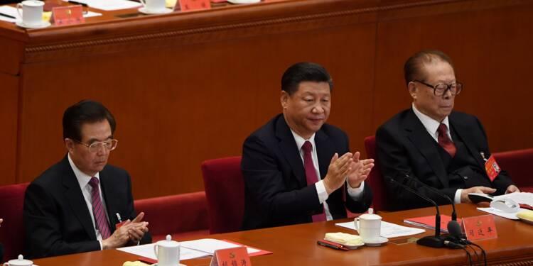 En Chine, Xi Jinping élevé au panthéon communiste