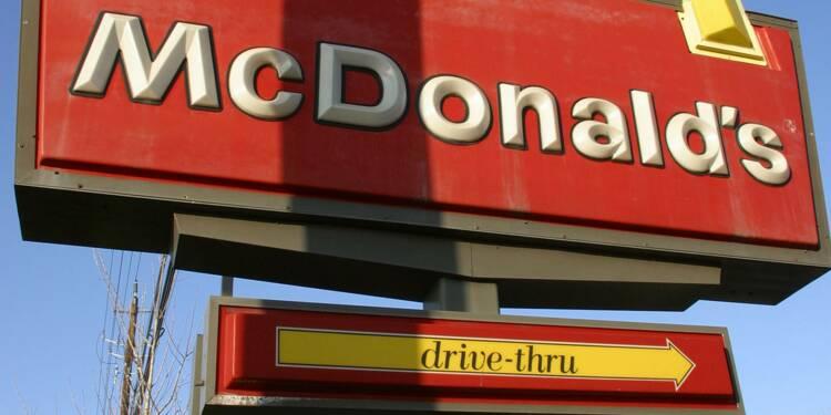 Les efforts alimentaires de McDonald's récompensés