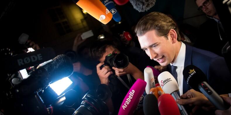 Autriche: Kurz invite l'extrême droite à des pourparlers gouvernementaux