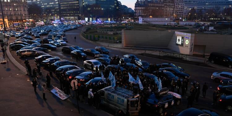 Uber offre une couverture sociale à ses chauffeurs en cas d'accident