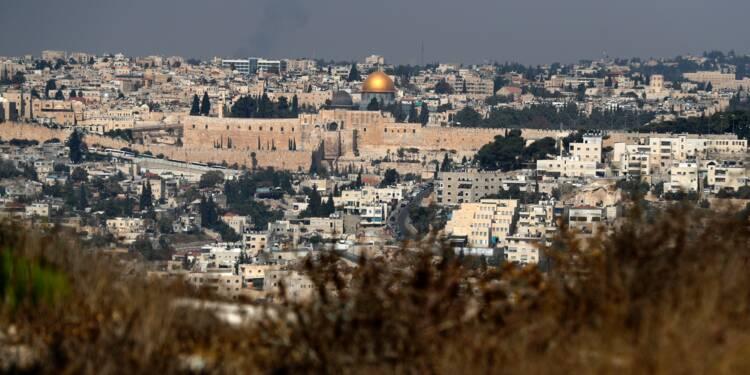 Israël approuve un vaste projet pour colons au coeur de Jérusalem-Est
