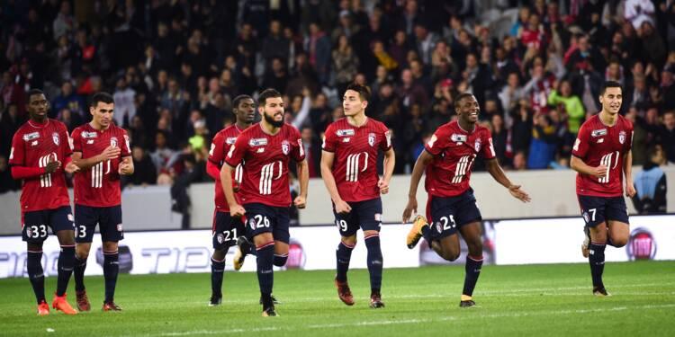 Coupe de la Ligue: Lille s'arrache, Tours surprend Nantes