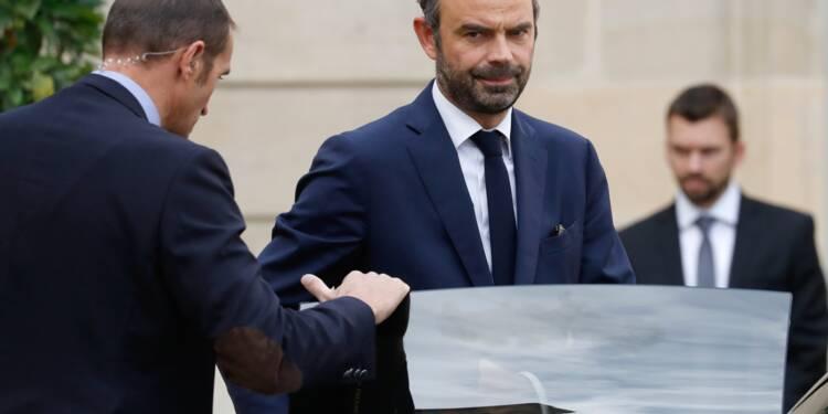 Édouard Philippe s'interroge sur l'extension de l'assurance-chômage