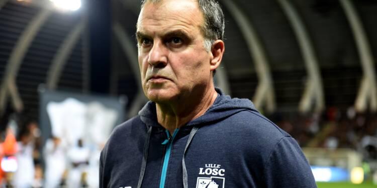 Ligue 1: entre le Losc et Bielsa, l'histoire se terminera en justice