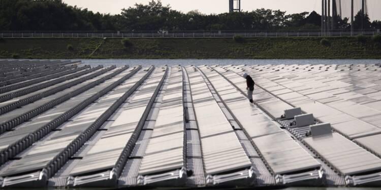 Solaire: le parc mondial devrait grossir de 100 gigawatts en 2017