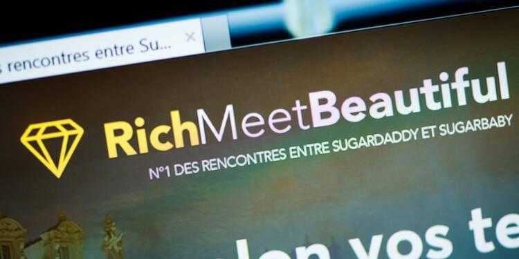 """Publicité """"Sugar Daddy"""" à Paris: enquête pour """"proxénétisme aggravé"""""""