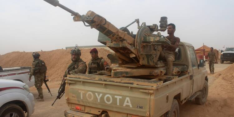 L'Irak lance la dernière grande bataille contre l'EI