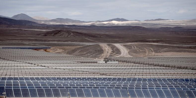 EDF va construire deux centrales solaires en Egypte
