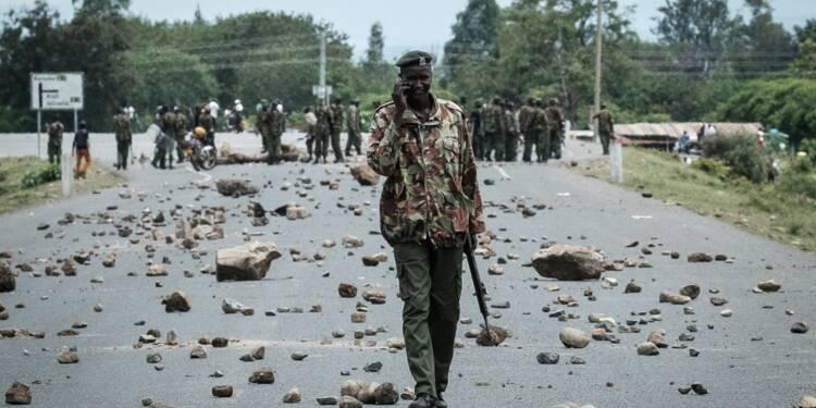 Kenya: la présidentielle reportée à samedi dans quatre comtés de l'ouest