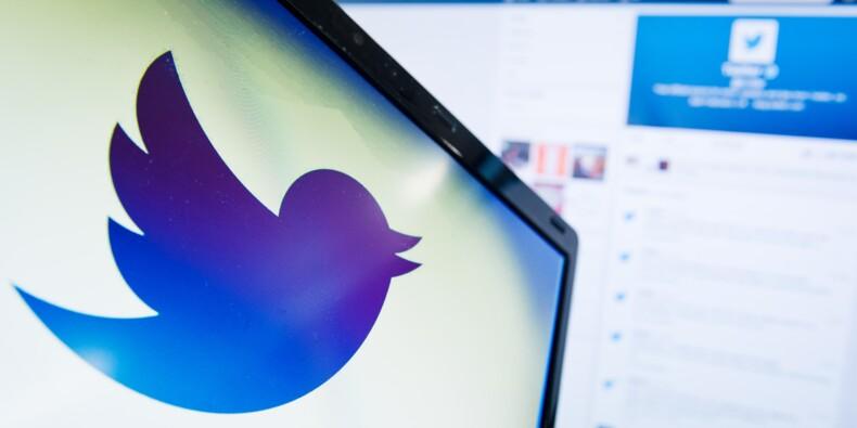 Résultats favorables pour Twitter, l'action s'envole