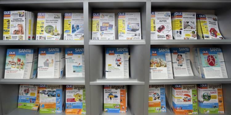 La pub dans les boîtes aux lettres continue d'augmenter, selon Que Choisir