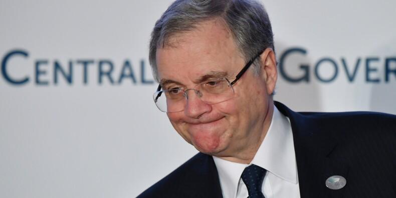 Le gouverneur de la Banque centrale en Italie reconduit malgré les critiques