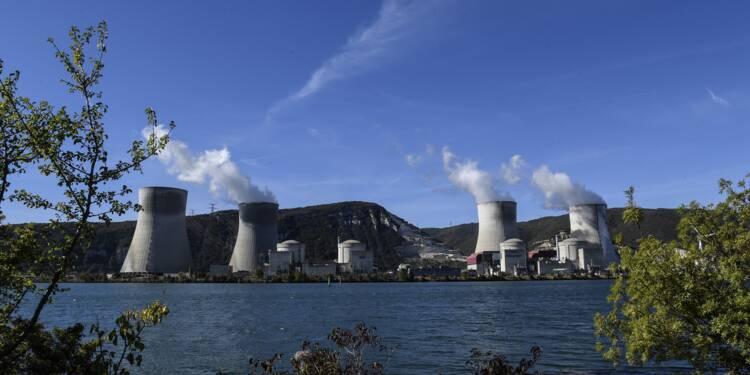 Hulot: réduire la part du nucléaire à 50% est inatteignable