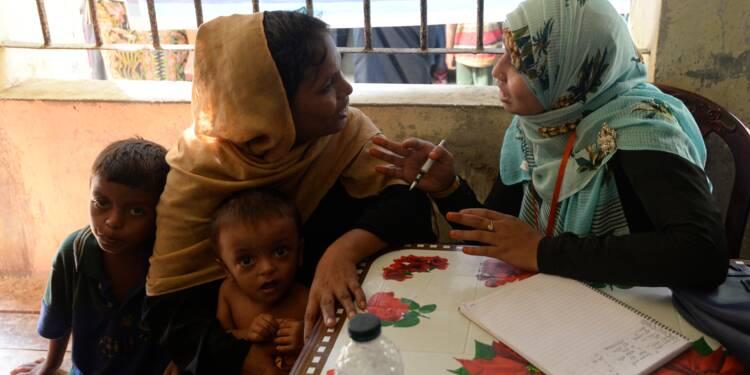 Le Bangladesh envisage des stérilisations dans les camps rohingyas