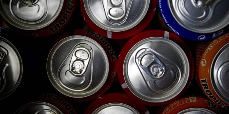 """L'Assemblée vote une nouvelle formule de la """"taxe soda"""""""