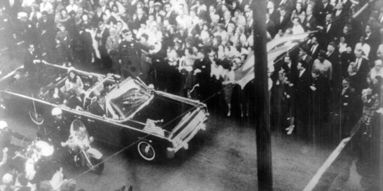 12H30, le 22 novembre 1963: l'assassinat du président Kennedy