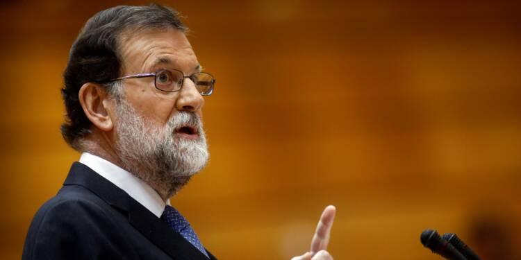 Madrid veut une tutelle en Catalogne, prête à répliquer par l'indépendance