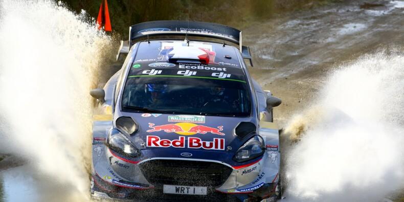 Rallye de Grande-Bretagne: Ogier dans le rythme pour le titre